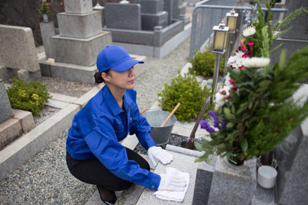 お墓の掃除代行サービスおすすめ業者とは?