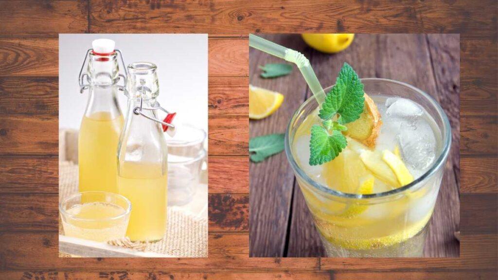 ビールの置き換えにおすすめの健康的な飲み物、炭酸水