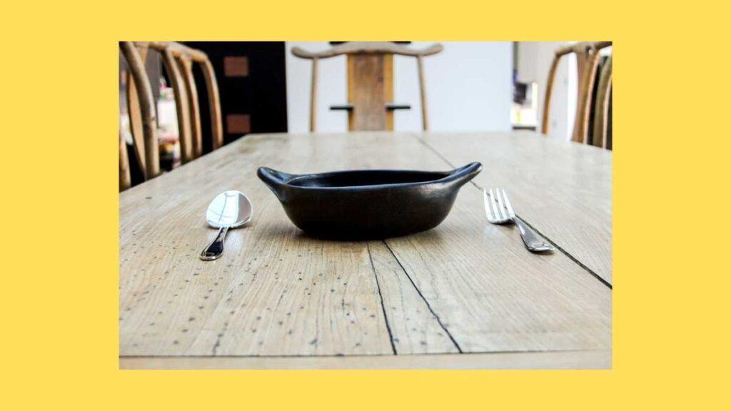 かわいいオーブン皿
