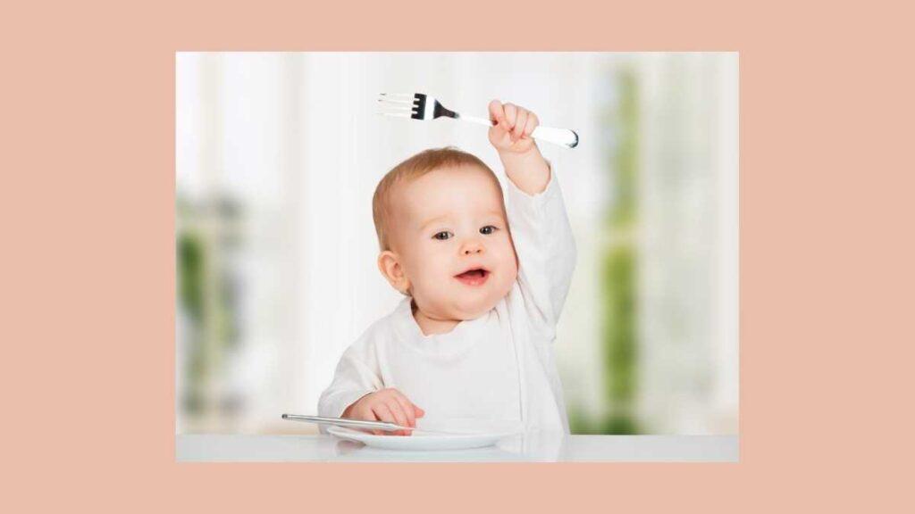 かわいい子ども用食器