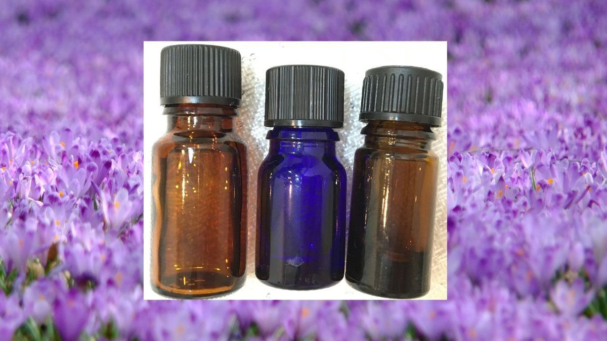 アロマオイルの香りを選ぶ基準