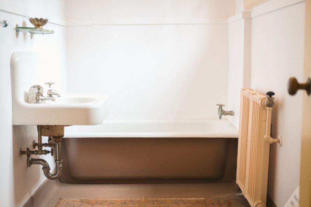 お風呂で洗濯物を乾燥