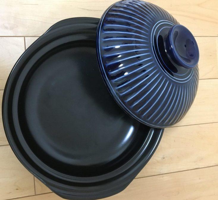 クラシックな土鍋