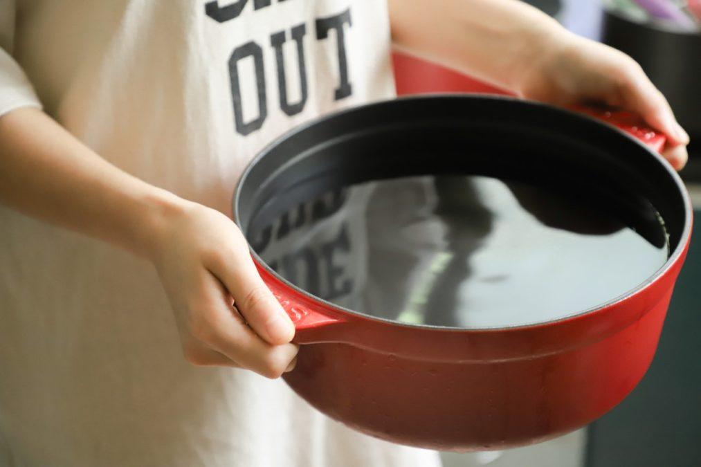 土鍋のお手入れ方法