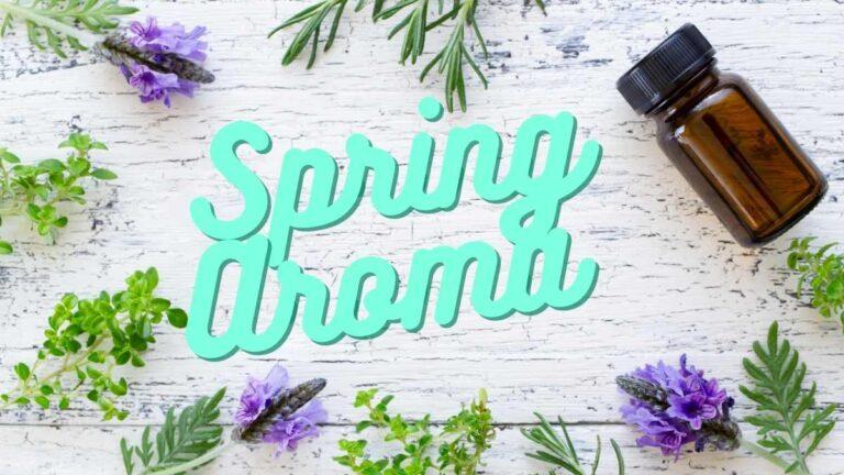 春におすすめのアロマオイル