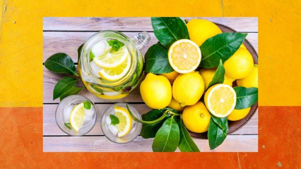 ペパーミントやレモンのアロマ