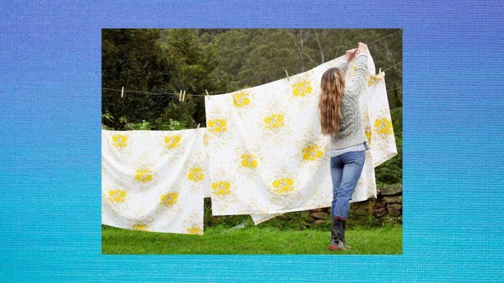 シーツを洗濯する頻度