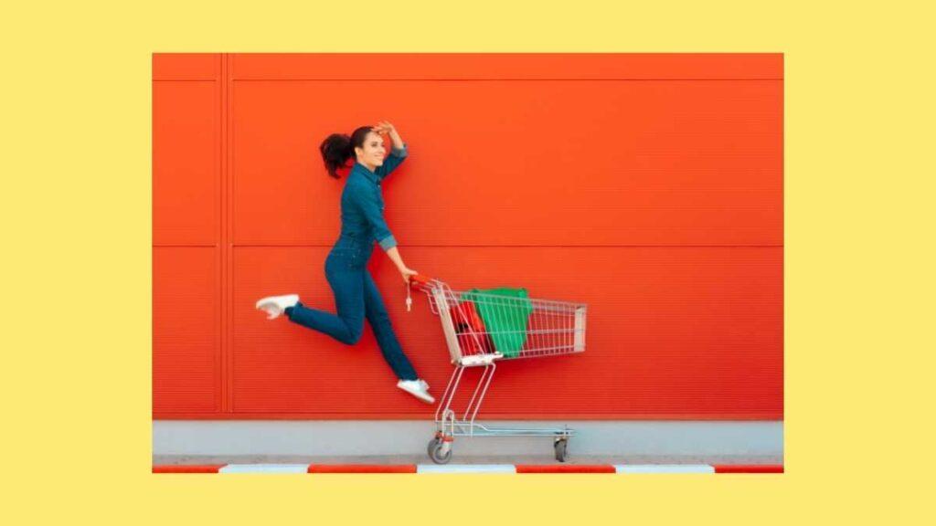 買い物の時短技