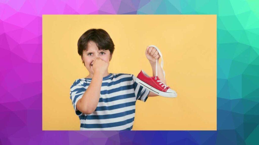 洗えない靴の臭いをリセットできる便利アイテムとは
