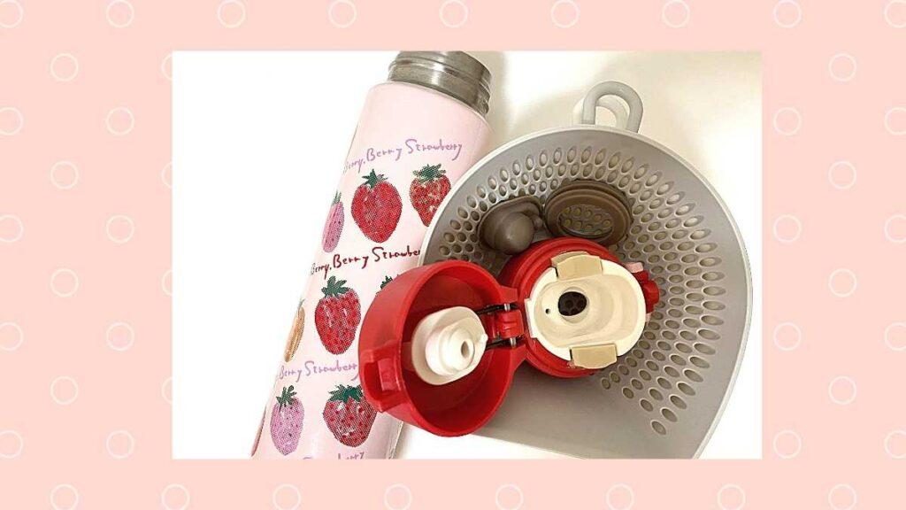 水筒どうやって洗う