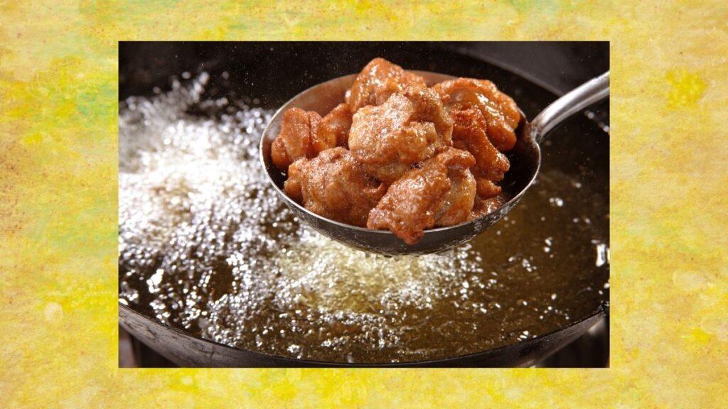 天ぷら鍋代用品